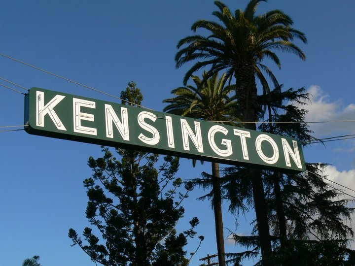 Kensington   San Diego, Ca I lived here for years.  Nice community.