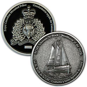 $14.99 For 20 years the St. Roch served as the travelling detachment vessel for the RCMP and was one of the first ships to make it through the extremely dangerous Northwest Passage. This treacherous journey took more than two years to complete from west to east and less than two months to return. The St Roch was also the first ship to circumnavigate the entire continent of North America. In 1948, the St Roch embarked on its last voyage and retired on October 19, 1948.