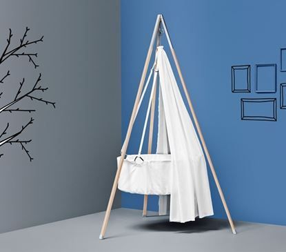 Leander Cradle with Coco Mat