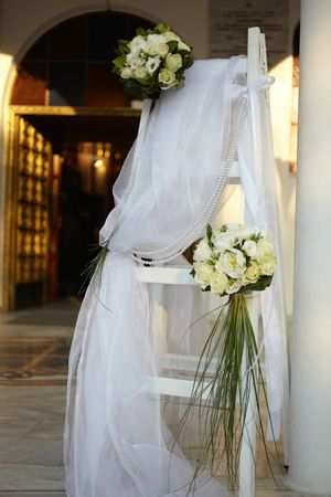 Oμορφος γαμος vintage   Χρυσα & Χρηστος