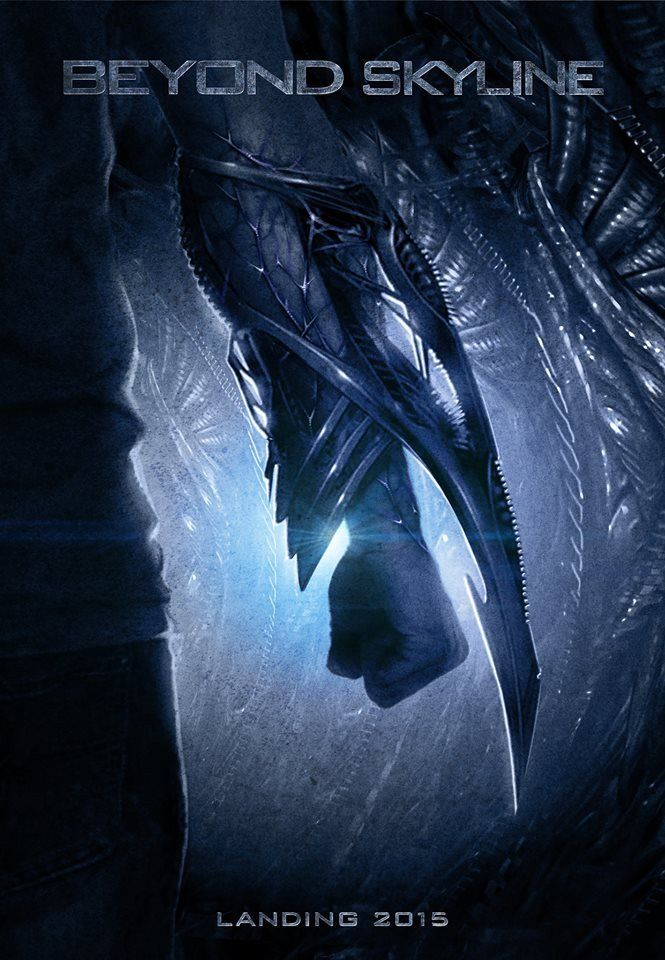 New 'Beyond Skyline' Poster and Early News - Hell Horror