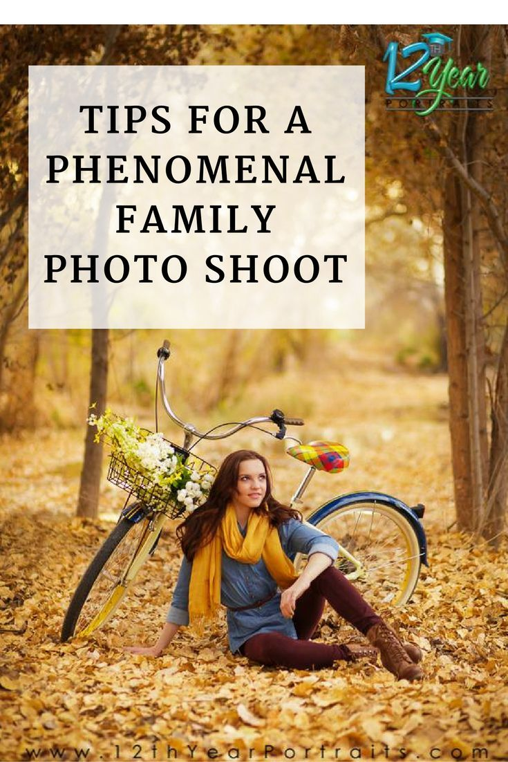 Tips for Phenomenal Family Photo Shoots | Smart~Happy~Organized |styling…