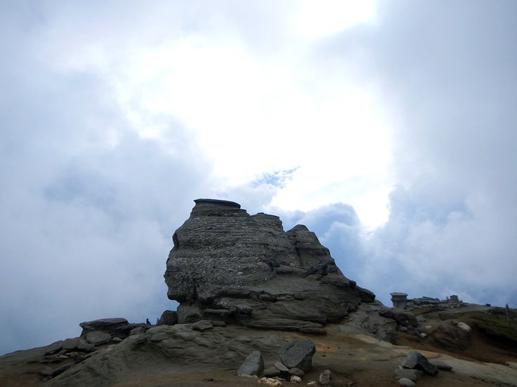 Sphinx - Bucegi Mountains