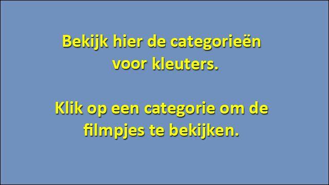 Veilig kleuterfilmpjes kijken op Kindertube.nl