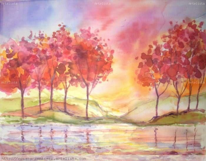 Pinturas en acuarela - Imagui                              …