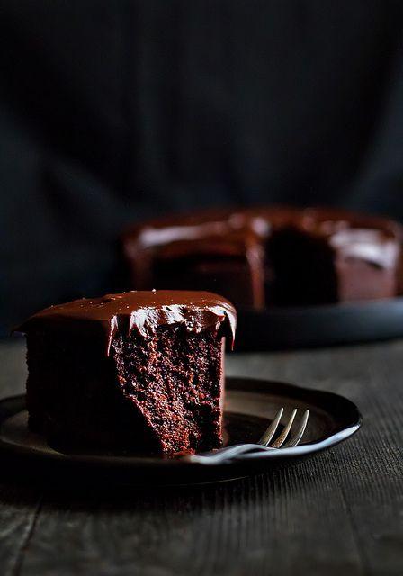 Chocolate Baileys Mud Cake #chocolates #sweet #yummy #delicious #food #chocolaterecipes #choco #chocolate