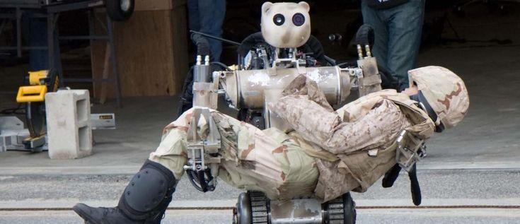 9 Datos interesantes acerca de #robots médicos - The Medical Futurist  #esalud