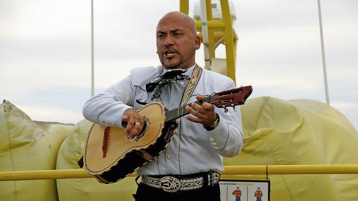 El muchaho himself. Photo by Ovidiu Balaj