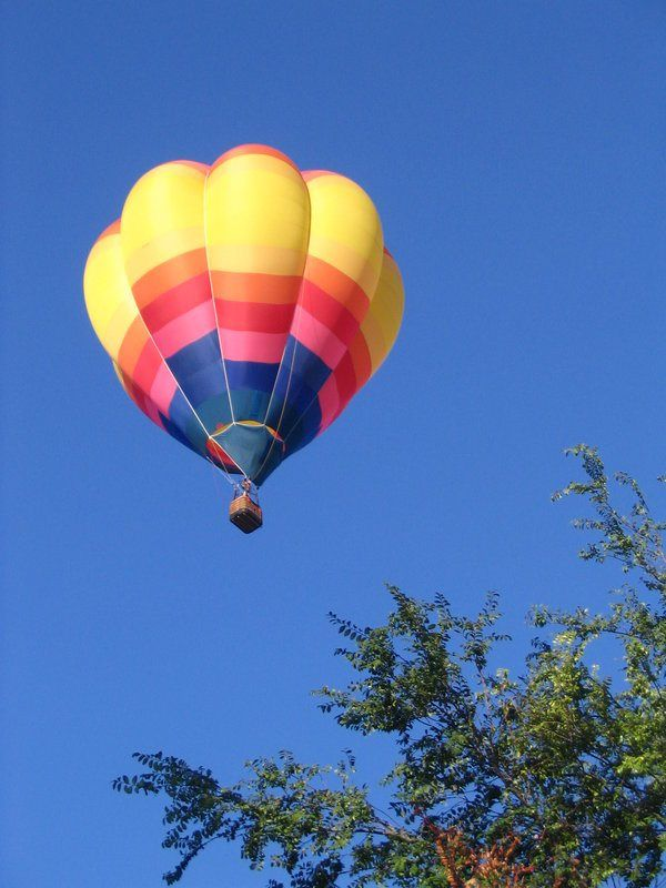 35+ HD artwork and photoart about hot air ballons