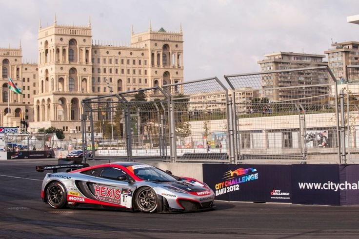 Baku winning race team Hexis Racing considers City Challenge for next season. :)