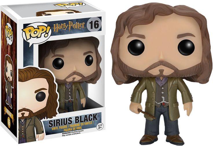 Pop! Harry Potter - Serius Black