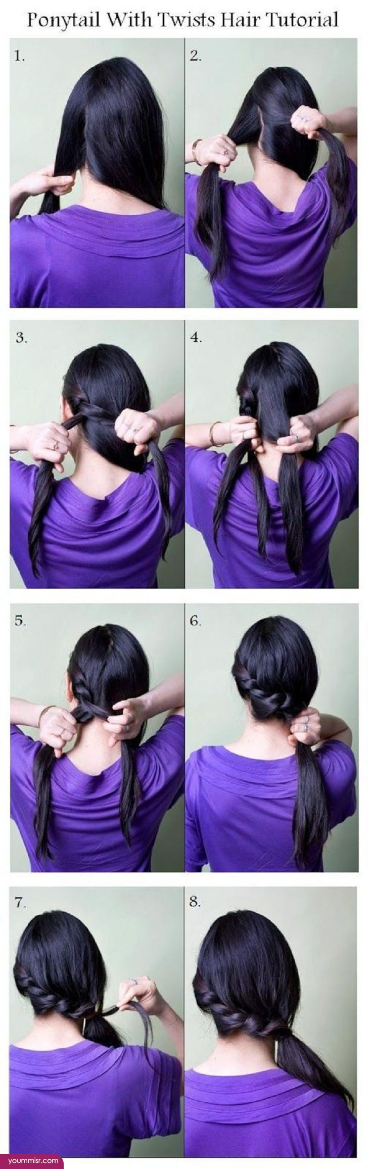 easy prom hairstyles 2015 2016 by step YouTube http://www.yoummisr.com/easy-prom-hairstyles-2015-2016-step-youtube/