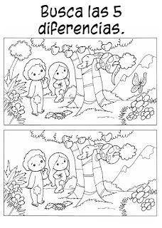 SGBlogosfera. Amigos de Jesús: ACTIVIDADES SOBRE LA CREACIÓN