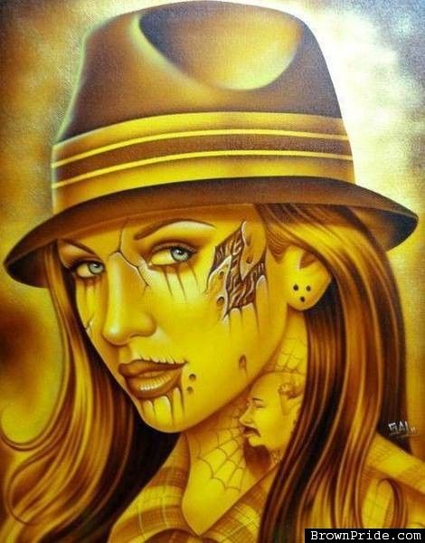 Pachuca Arte By Sal Prison Art Pinterest Chicano