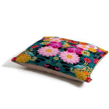 Juliana Curi Krabi Bird Dog Bed - Contemporary - Pet Care - DENY Designs