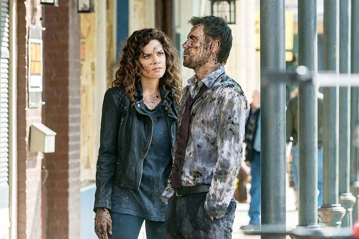 "stills from Constantine tv show | Constantine - Season 1 - ""The Darkness Beneath"" - Angelica Celaya and ..."