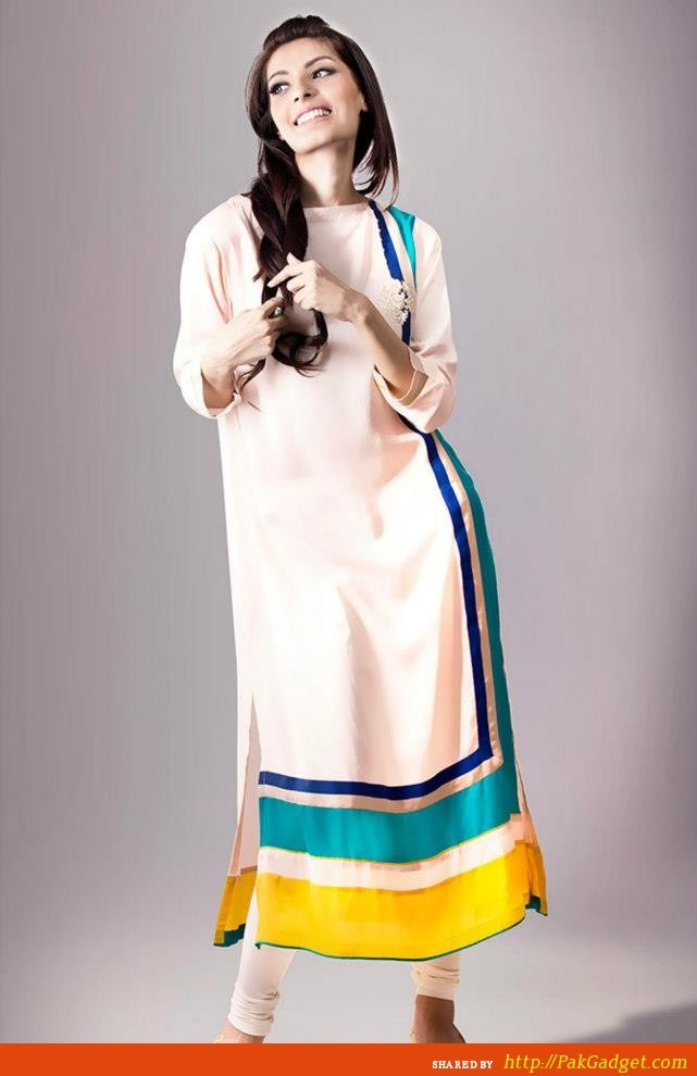 Coco Dresses Fashion Wear 2013-2014 - Gul Ahmed, Firdous Lawn, Sana Safinaz, Swiss Lawn