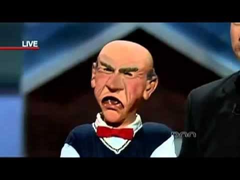 Jeff Dunham   Walter For President 7 17 min