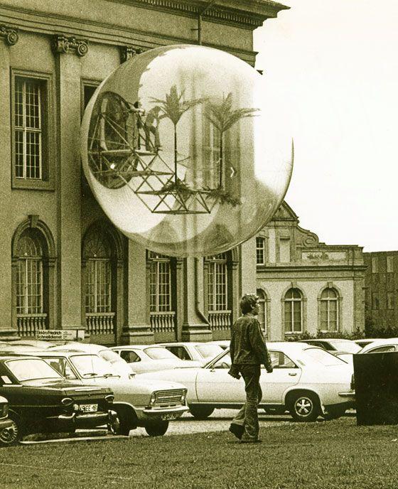 HRC, «Oase 7», Documenta 5, Kassel 1972