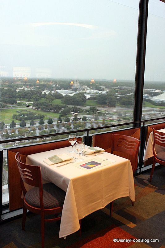 Guest Review: California Grill at the Contemporary Resort | the disney food blog
