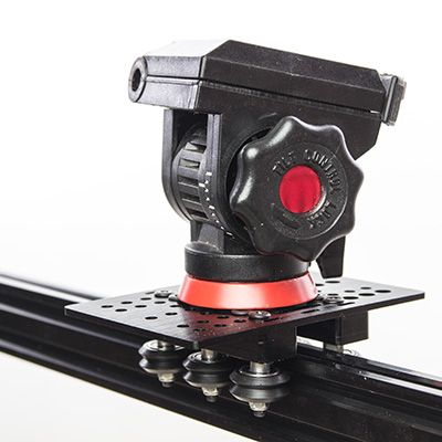 Building a Basic Video Slider with Open Source CNC Parts