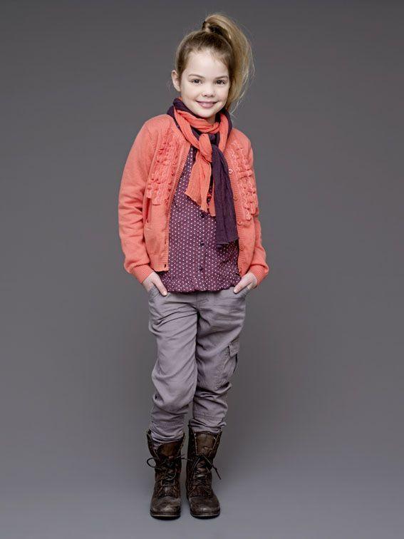 Dívčí kalhoty Elenor | Bella Rose
