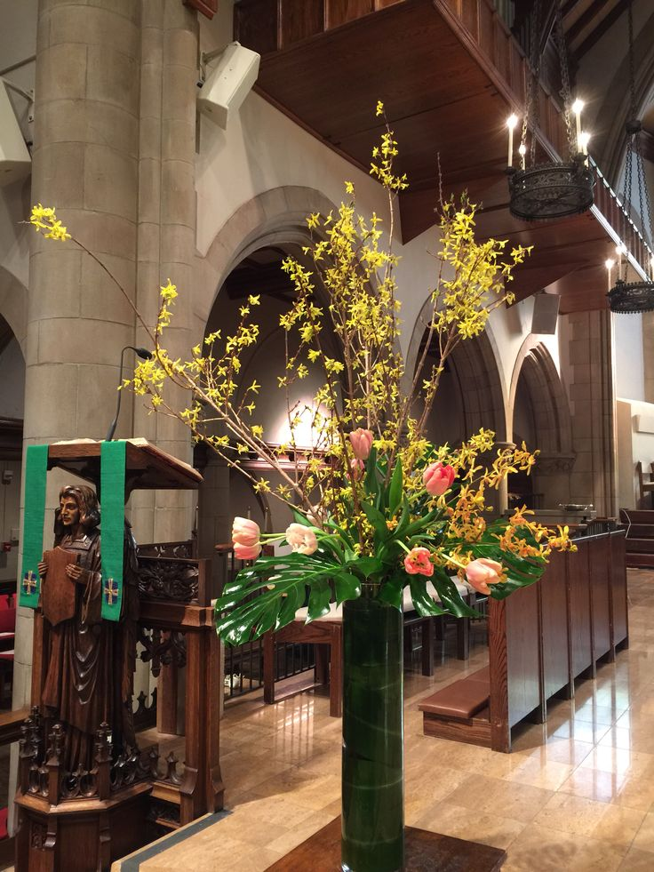 pentecost kirche