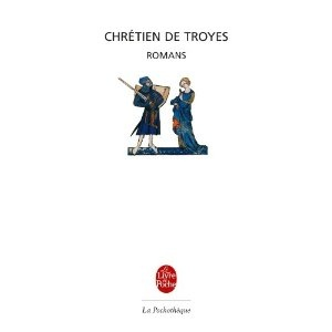 Romans - Chrétien de Troyes [Poche]  Chrétien de Troyes (gah, I used to have this... felt so nice in my hands. I miss it.) EUR 18,24