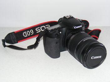 Canon 60D + Lens Kit EF-S 18-200 + Accessories Start price: $1,450.00