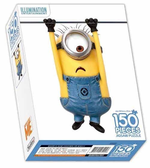 Despicable Me Minions Characters 150 pieces Toy Jigsaw Puzzles Hanging #DespicableMe
