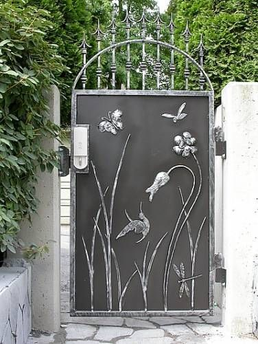 MIRAN'S WROUGHT IRON RAILINGS AND GATES - Wrought Iron Art Works in Vancouver ..rh