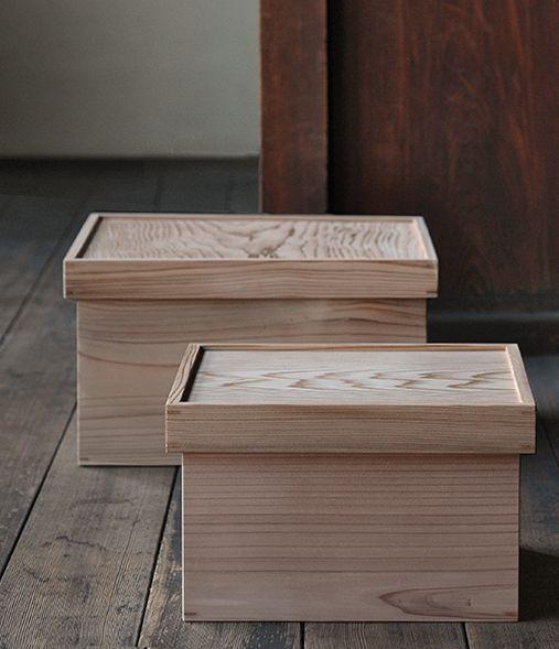 Hako-Zen storage box