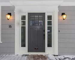 1000 Ideas About Craftsman Front Doors On Pinterest