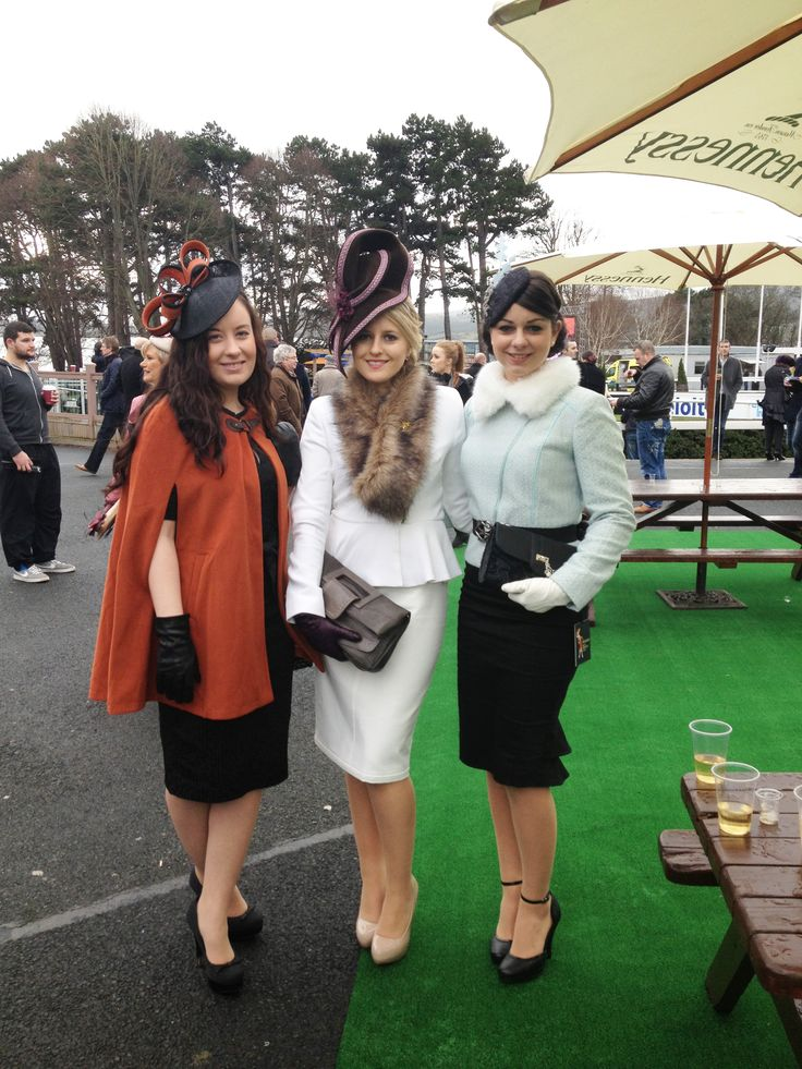 Hennessy Gold Cup 2013... Christmas Special Glamour Ladies ...