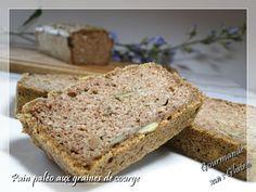Gourmande sans gluten: Pain Paléo aux graines de courge (sans gluten)