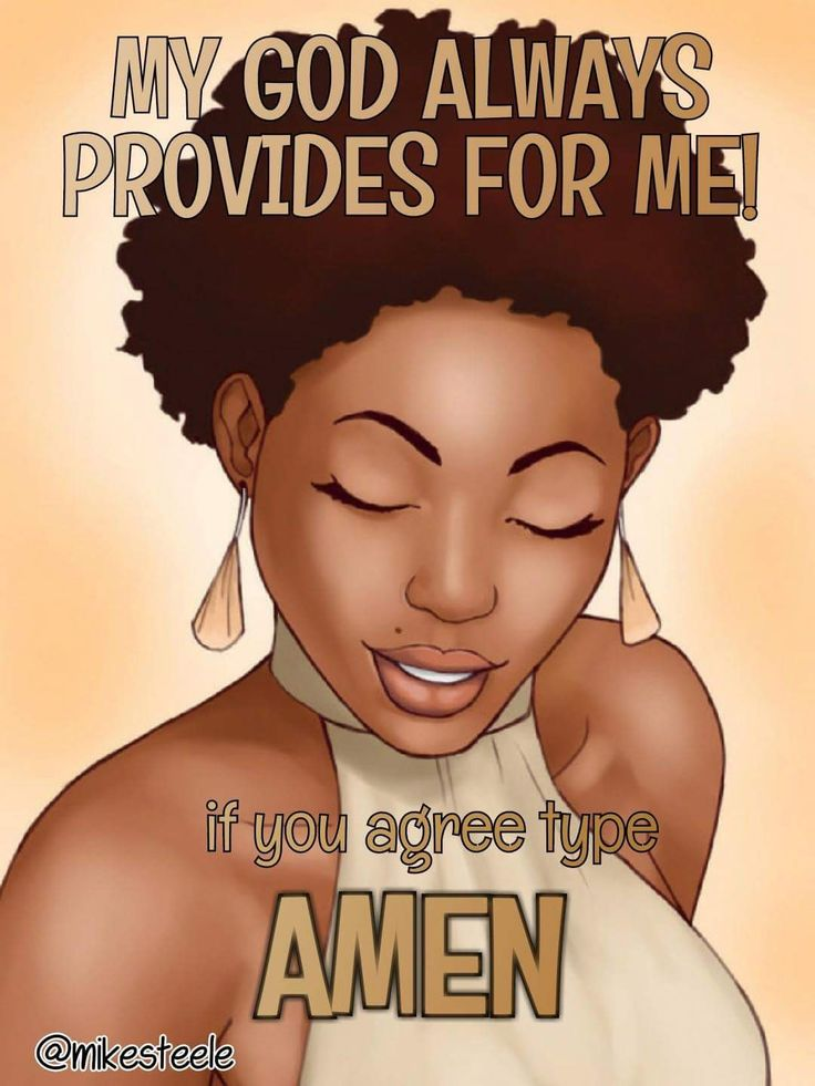 AMEN! No matter what, GOD will provide for me!!!