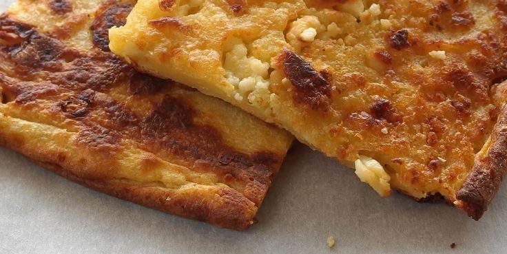 Η Ζαγορίσια αλευρόπιτα τής Λίλας από το Cucina Caruso, το απόλυτο γαστρονομικό must σε κάθε επίσκεψη στο Ζαγόρι, η ελληνική απάντηση στην ιταλική πίτσα!
