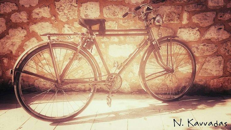 ΛΕΥΚΑΔΑ...Η ΠΑΤΡΙΔΑ ΜΟΥ: Είχα ένα ποδήλατο .....
