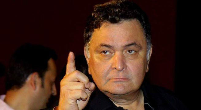 Mumbai: Rishi Kapoor, recently loses his temperament on social media. The 64-year-old actor, who recently released his autobiography 'Khullam Khulla: Rishi Kapoor Uncensored', is extremely active on Twitter and often takes to the micro-blogging site to share his opinions and views on issues....