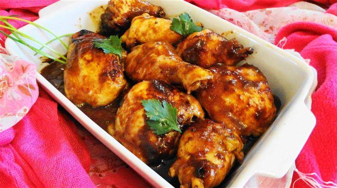 Surinaams eten – Jerk Chicken uit de oven (special Caribbean chicken)