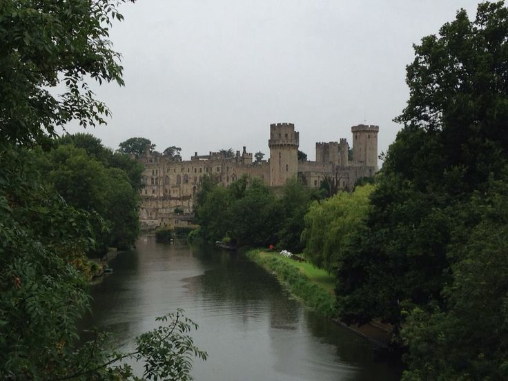 Warwick Castle, July 2014