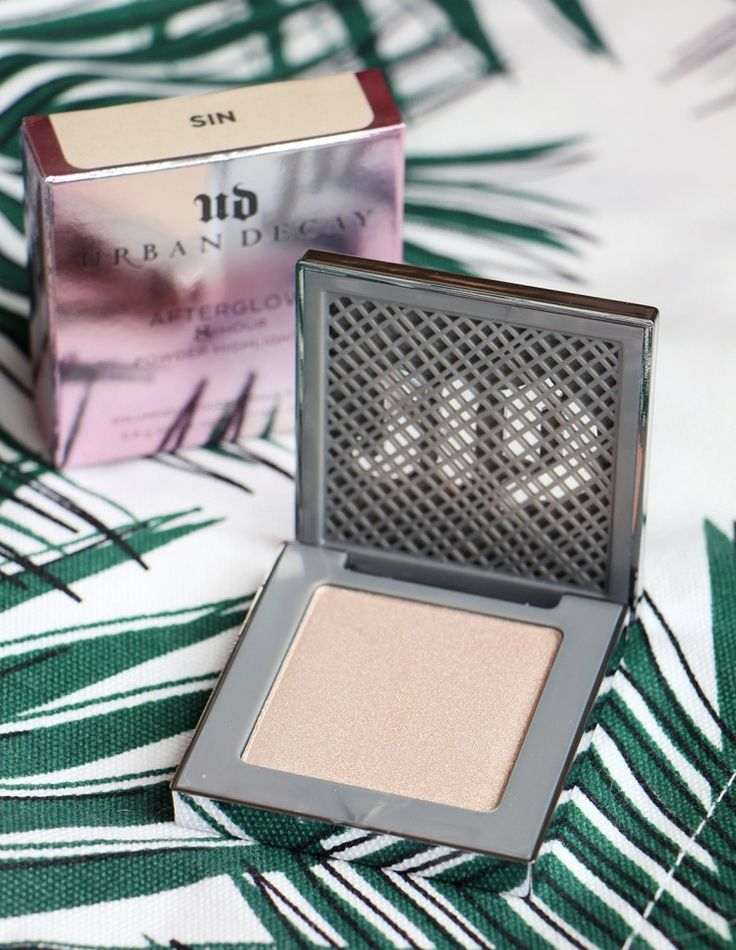 urban decay afterglow sin highlighter ok1