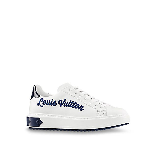 SHOES Time Out Sneaker   Louis Vuitton ®   Becca favorite item in ... d5c524f6fff