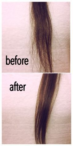 DIY Miracle Hair Reconstructor