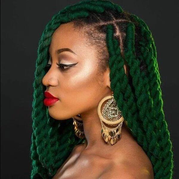 Brazilian Wool Hairstyles In Nigeria Eagle Headline Brazilian Wool Hairstyles Hair Styles Braided Hairstyles