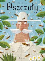 polska ilustracja dla dzieci: Zapowiedź - Pszczoły