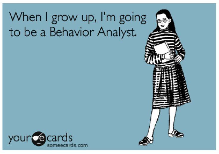 ABA Comics & Cartoons - Applied Behavior Analysis