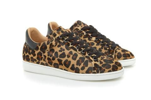 Shop | Air & Grace trainers Leopard for everyday