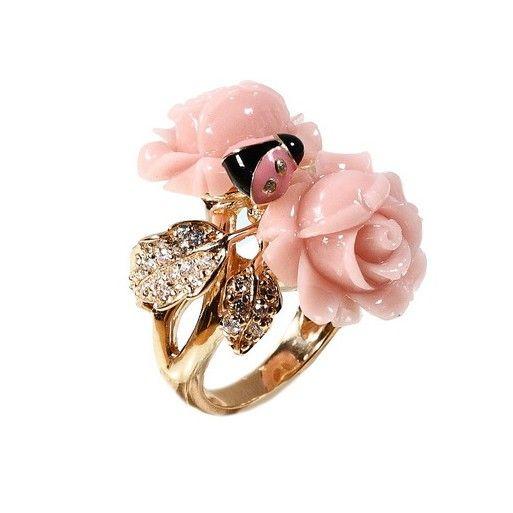 Style-Avenue - Jewellery Garden - Ювелирный сад : Кольцо (RGA001-6)