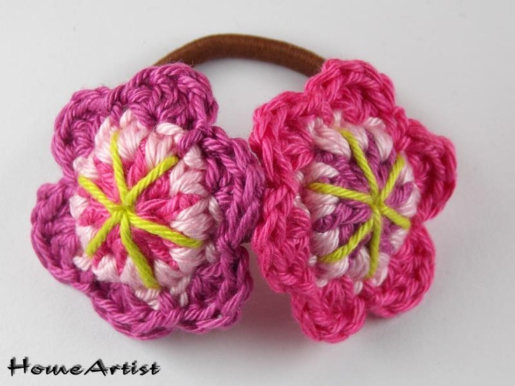 17 best images about crochet ponytail hair ties on pinterest ponytail holders pony tails and. Black Bedroom Furniture Sets. Home Design Ideas